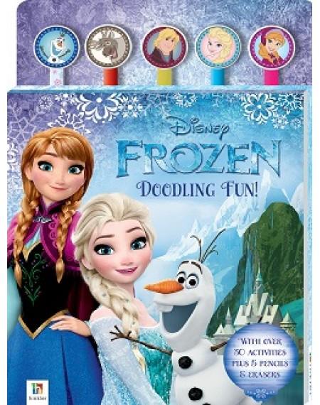 Disney Frozen 5-Pencil Set