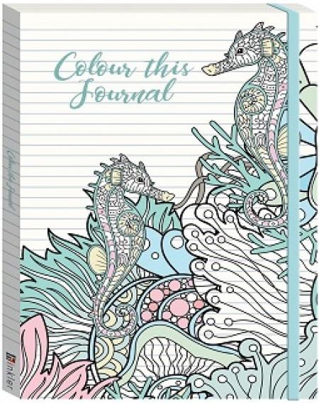 Colour This Journal: Coastal
