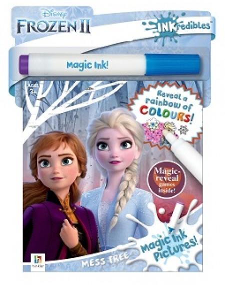Inkredibles Disney Frozen 2 Magic Ink Pictures