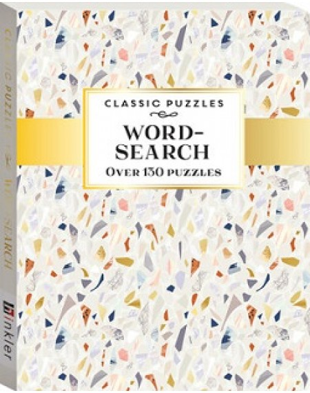Classic Puzzles: Word Search 3