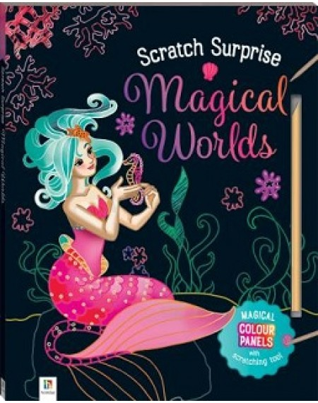 Scratch Surprise : Magical Worlds