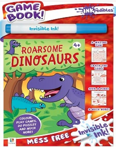 Inkredibles Invisible Ink ( Generics S2) Dinosaurs