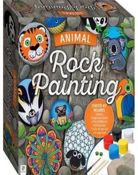 Animal Rock Painting Box Set