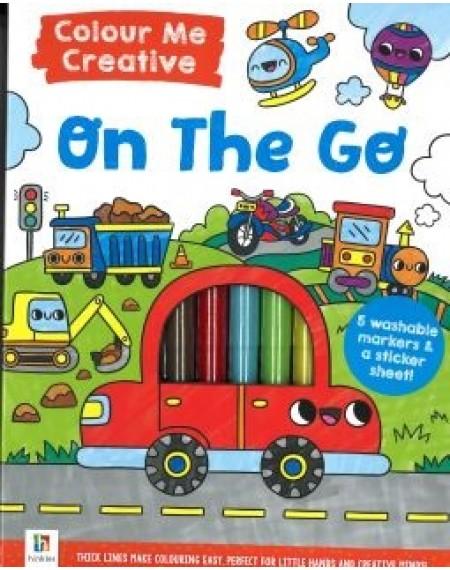 Colour Me Creative: On The Go