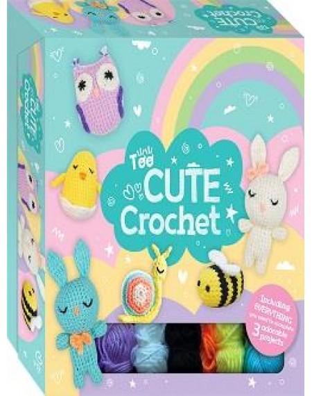 Deluxe Too Cute Crochet Kit