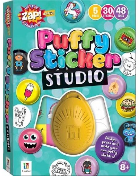 Zap ! Extra : Puffy Sticker Studio