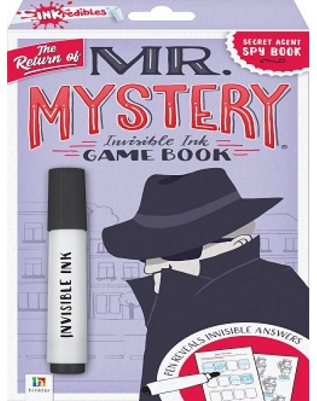 The Return of Mr Mystery (2020 Ed)