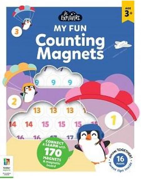 Junior Explorers Magnetic Books: Counting