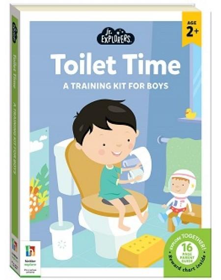 Junior Explorers Toilet Time for Boys