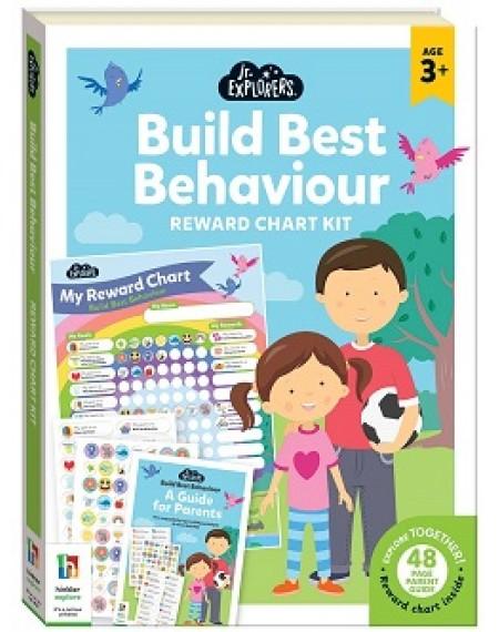 Junior Explorers Best Behaviours Reward Chart