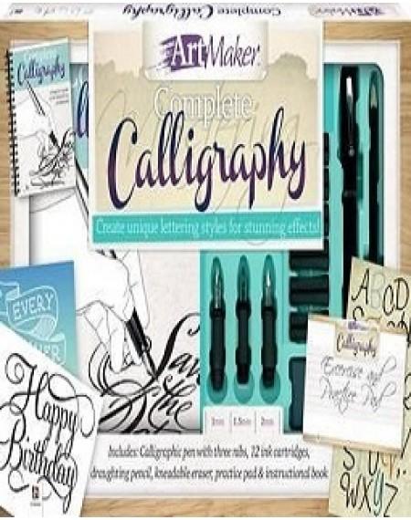 Art Maker Complete Calligraphy Kit