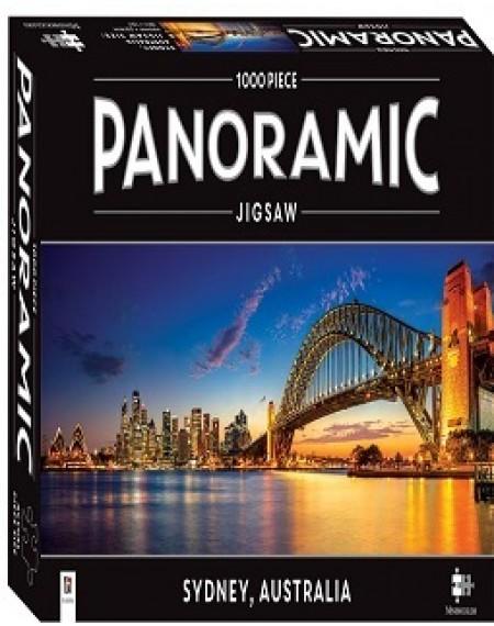 1000 Piece Panoramic Jigsaw Puzzle Sydney Australia
