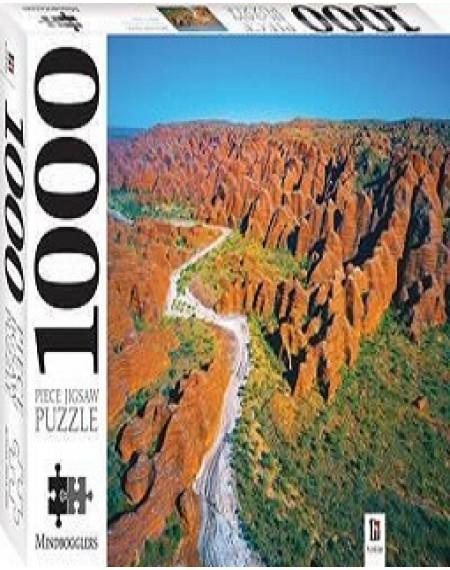 1000 Piece Jigsaw Puzzle : Purnululu NationalPark