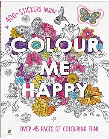 Colour Me - Happy