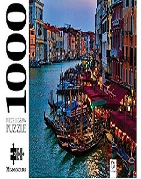 Grand Canal at Dusk, Venice, Italy 1000 Piece Jigsaw