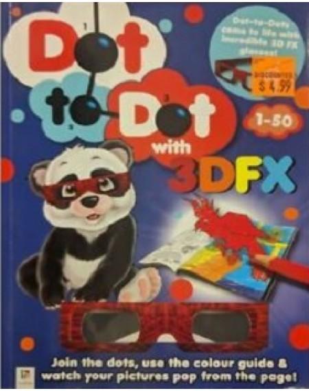 3D Dot-to-Dot : 1 - 50