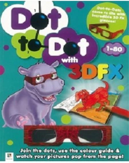 3D Dot-to-Dot : 1 -80