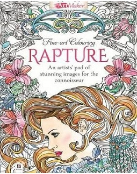 Fine Art Colouring: Rapture (UK)