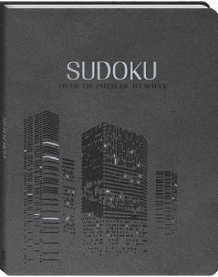 Leather-bound Puzzles - Sudoku