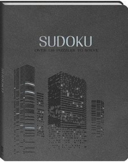 Leather-bound Puzzles - Sudoku