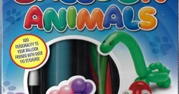 Extra Kit Balloon Animals