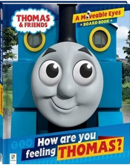 Board Book: How Are You Feeling Thomas?