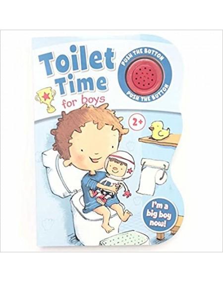 Boys Toilet Time