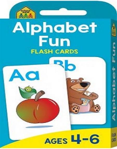 Alphabet Fun Flash Cards Ages 4-6