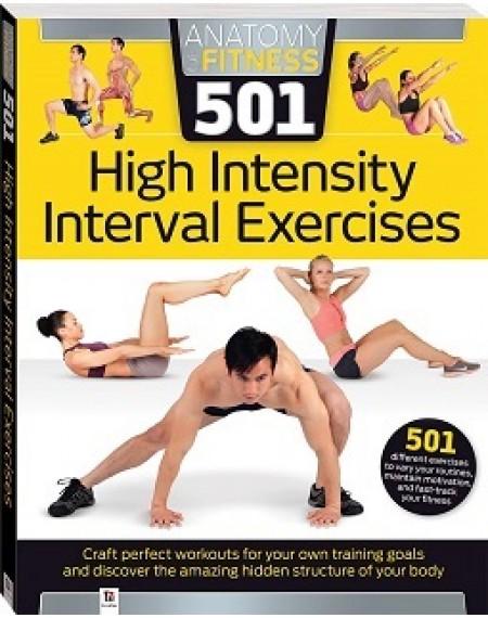 Anatomy of Fitness 501 High Intensity Interval Training