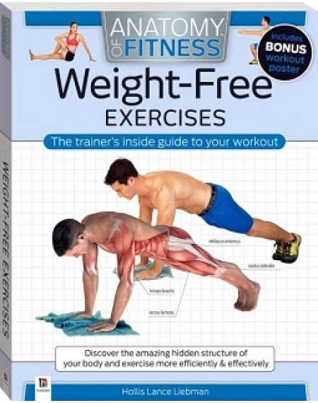 Anatomy of Fitness: Weight-Free Exercises