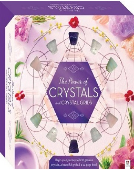 Crystal Grids Gift Set Deluxe Kit