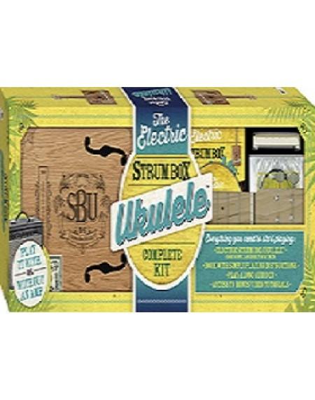 Electric Strumbox Ukulele Kit