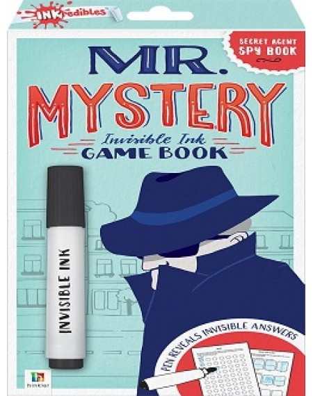Inkredibles Mr Mystery (2020 Ed)