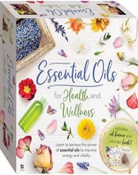 Essential Oils for Health and Wellness Box Set