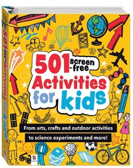 501 Screen-Free Activities for Kids (2019 Ed)