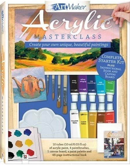 Artmaker Acrylic Paints (Portrait)