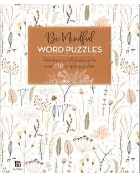 Be Mindful Words Puzzles