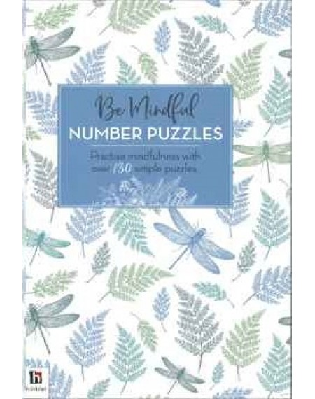 Be Mindful Number Puzzles