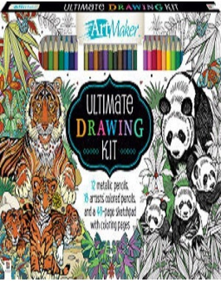 ArtMaker Ultimate Drawing Kit : Wilderness