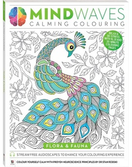 Colour Therapy Flora and Fauna