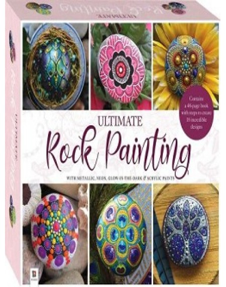 Ultimate Rock Painting Kit (2020 ed)