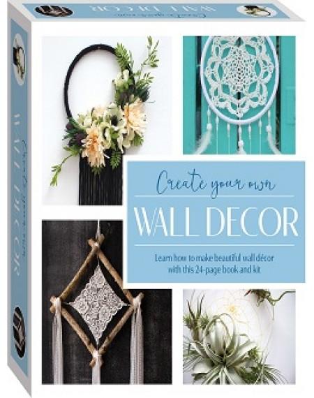 Create Your Own Wall Décor Box Set (2020 ed)