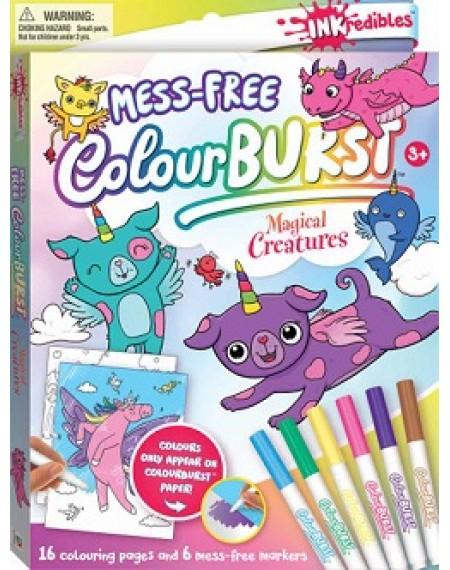 Inkredibles : Magical Creatures Colour Burst
