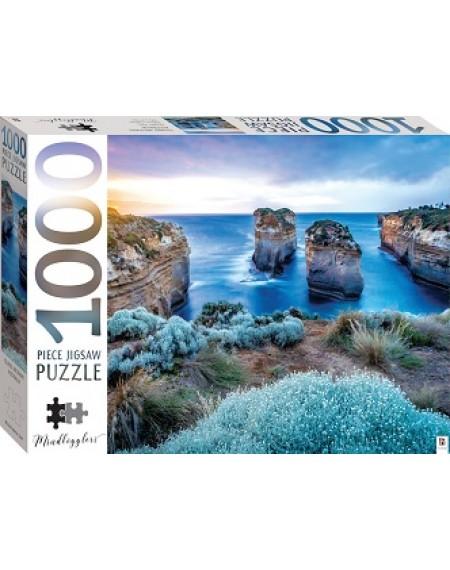 1000 Piece Jigsaw Puzzles : Island Archway, Australia