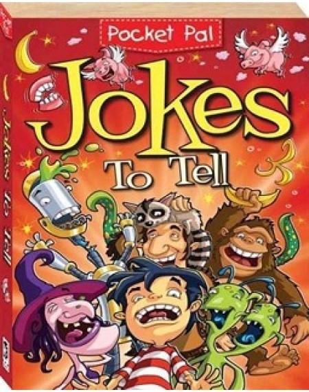 Pocket Pal Jokes To Tell