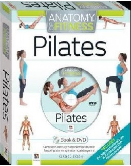 Anatomy : Pilates Anatomy Of Fitness Book And DVD (PAL)