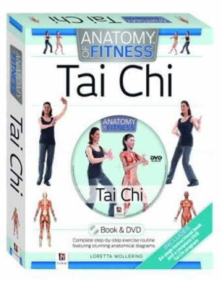 Anatomy Of Fitness Tai Chi Book And DVD ( PAL)