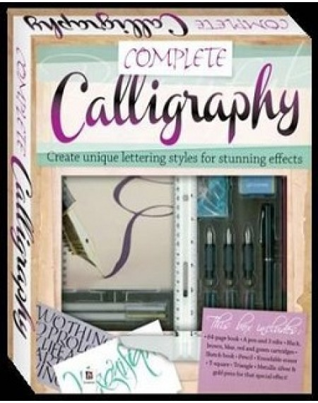 Complete Calligraphy Boxed Set