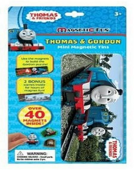 Magnetic Tin: Thomas And Gordon Min