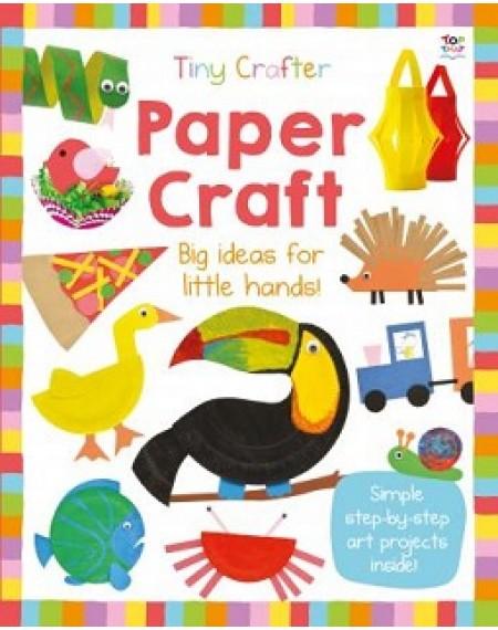 Activity Set:Tiny Crafter Paper Craft